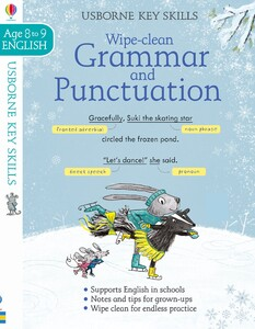 Wipe-Clean Grammar & Punctuation 8-9