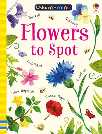Flowers to Spot