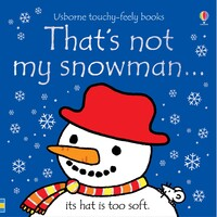 That's not my snowman… new
