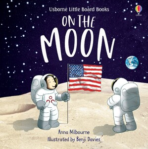 On the Moon (Little Board Books)