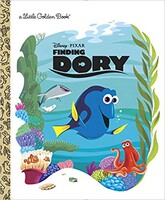 Finding Dory (a little golden book)