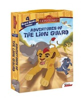 Lion Guard Read-Along Storybook and CD the Power of the Roar