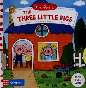 The Three Little Pigs - Campbell First Stories (9781509821037)