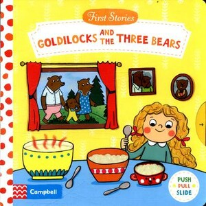 Goldilocks and the Three Bears - Campbell First Stories