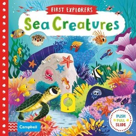 First Explorers: Sea Creatures