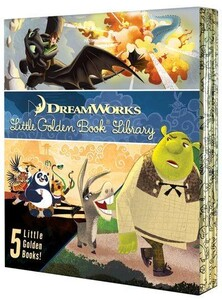 Dreamworks Little Golden Book Library - Little Golden Book