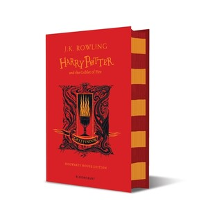 Harry Potter and the Goblet of Fire – Gryffindor Edition  [Hardback]
