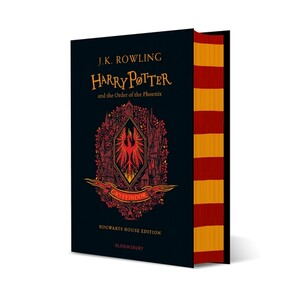 Harry Potter and the Order of the Phoenix – Gryffindor Edition [Hardback]