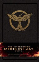 Hunger Games Mockingjay Hardcover Ruled Journal