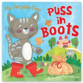 My Fairytale Time Puss in Boots
