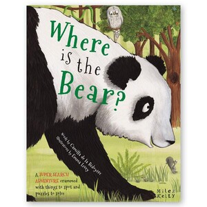 Super Search Adventure Where is the Bear?