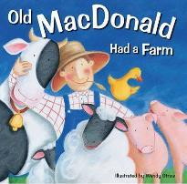 Фото Old MacDonald Had a Farm - Picture Book.