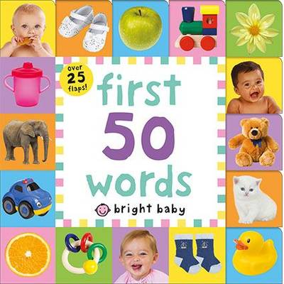 Фото First 50 Words.