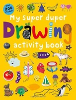 My Super Duper Activity Books: Drawing