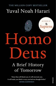 Homo Deus: A Brief History of Tomorrow (9781784703936)