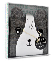 Wee Gallery Cloth Books: Friendly Faces in the Wild