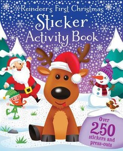 Reindeer's First Christmas Sticker Activity Book