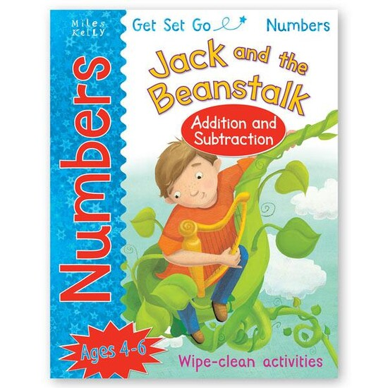 Get Set Go Numbers: Jack and the Beanstalk – Addition and Subtraction