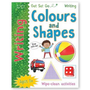 Get Set Go Writing: Colours and Shapes