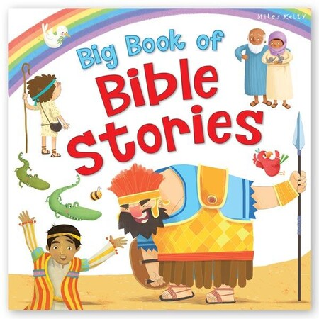Фото Big Book of Bible Stories.