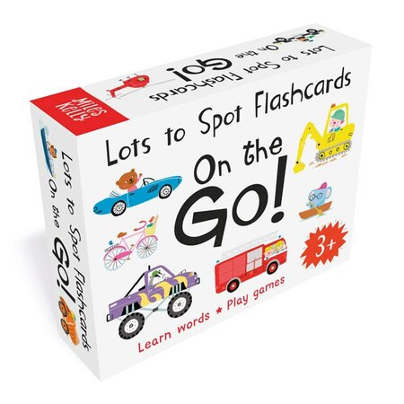 Фото Lots to Spot Flashcards: On the Go!.