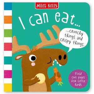 I can eat...