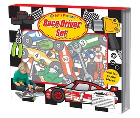 Let's Pretend: Race Driver Set