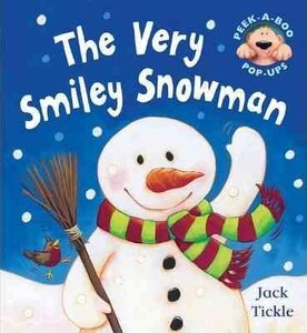 The Very Smiley Snowman