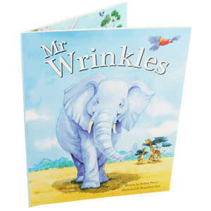 Mr Wrinkles by Robert Pearce