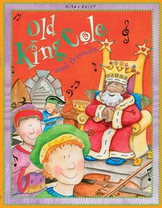 Nursery Library Old King Cole and friends