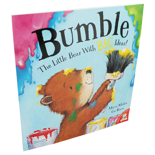 Bumble The Little Bear with Big Ideas