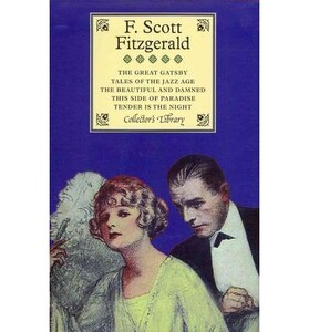 F. Scott Fitzgerald 5-Book Boxed Set Containing: The Beautiful and Damned, The Great Gatsby, Tales o