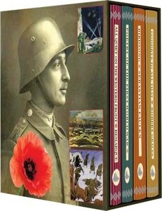 First World War 4 Books Boxed Set [Hardcover]