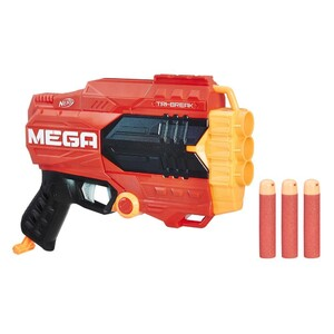 Бластер Nerf Mega Tri-Break