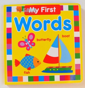 Early Learning: My first Words