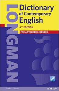 Longman Dictionary of Contemporary English + Online Access (9781447954200)