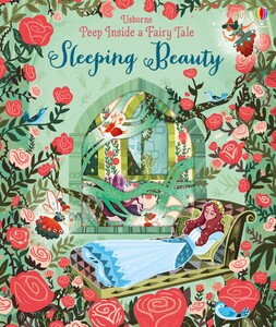 Sleeping Beauty Peep inside