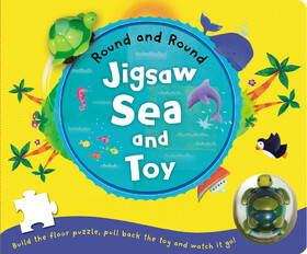 Jigsaw Sea and Toy