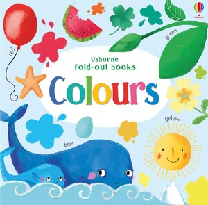 Fold-out Colours