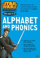 Star Wars Workbooks. Alphabet and Phonics