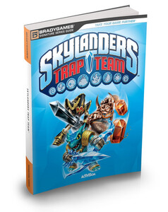 Skylanders Trap Team Signature Series Strategy Guide