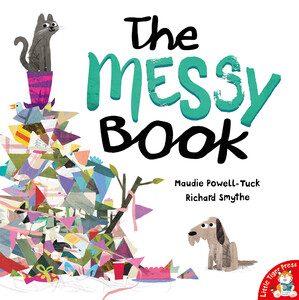 The Messy Book - мягкая обложка