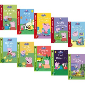 Read It Yourself: Peppa Pig Story Collection - 10 Books