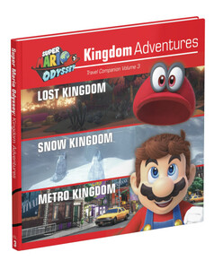 Super Mario Odyssey Kingdom Adventures Vol 3