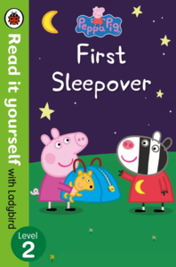 Peppa Pig: First Sleepover