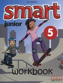 Smart Junior 5. Workbook (+ CD-ROM)