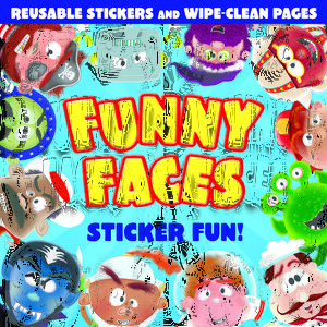 Funny Faces - for boy