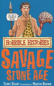 Savage Stone Age  (horrible histories)