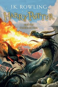 Harry Potter and the Goblet of Fire (9781408855928)