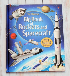 Big book of rockets and spacecraft